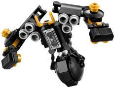 Đồ Chơi Xếp Hình Người Máy Động Đất Mini LEGO Ninjago 30379