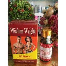 Vitamin tăng cân wisdom weight – Indonesia