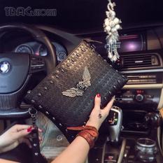 Túi Cầm tay – Clutch Cầm Tay Nam/ Nữ – Cao Cấp – ETONWEAG – Mã DP998