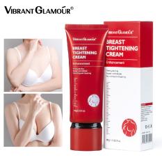 VIBRANT GLAMOUR 80g Kem nâng ngực tự nhiên Tăng cường độ đàn hồi hoàn toàn hiệu quả Tăng cường kích thích tố nữ Kích thích ngực Tăng kích thước tốt nhất Nâng cao săn chắc ngực Chăm sóc
