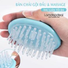 Bàn chải gội đầu kết hợp massage da đầu bằng túi khí- phụ kiện giá rẻ – Lavy Store