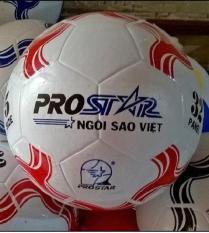 Quả bóng đá số 4 bền đẹp, Bóng tưng số 4 Prostar, Bóng nảy số 4 Pro star cao su tặng kim bơm và túi lưới