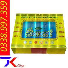 Nước yến Khánh Hòa SANEST lọ 70ml X 6