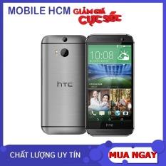 HCM HTC ONE M8 (BạcVàngXám) Nguyên Zin FullBox