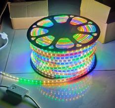 Led dây quấn cây dài 5m, loại siêu sáng, 2 hàng led 2835,156 bóng.