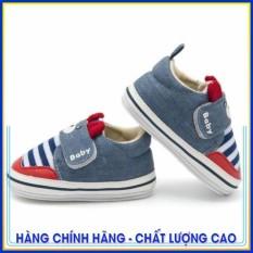[Hàng sịn] Giày tập đi em bé, hoạ tiết hoạt hình dễ thương cho bé I Giày tập đi cho bé