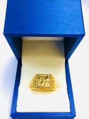 [Bền màu, khó phai] Nhẫn nam chữ PHÚC mạ vàng 18k – Caraven silver – cs020 – bền màu, lâu phai,mang tài lộc cho gia chủ – nhẫn nam mạ vàng,nhan nam ma vang,nhẫn nam,nhan nam,nhẫn nam chữ phúc,nhan nam chu phuc