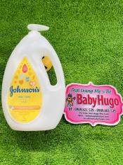[Hàng CTY] Sữa tắm Johnson's Baby chứa sữa và gạo Chai 1000ml