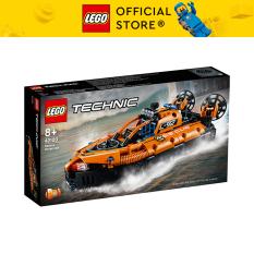 LEGO TECHNIC 42120 Ca nô Đệm Khí Cứu Hộ ( 457 Chi tiết)