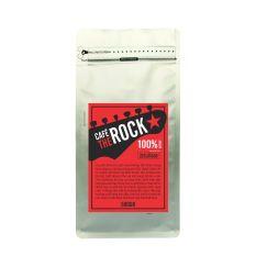 Cà phê THE ROCK Rang Xay Nguyên Chất 500g – GU MẠNH – The Kaffeine Coffee