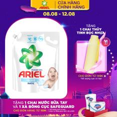 Nước giặt Ariel Matic Dịu Nhẹ Túi 3.25KG