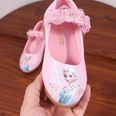 Giày búp bê Elsa cho các công chúa nhỏ