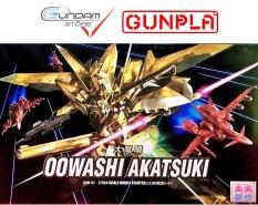 Mô Hình Gundam HG Oowashi Akatsuki Orb-01 Seed Destiny TT Hongli 1/144 Đồ Chơi Lắp Ráp Anime