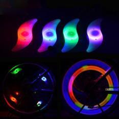 Đèn led gắn bánh xe đạp HìNH CÁNH QUẠT 3 chế độ sáng chống nước – Mẫu Mới 2019 – Nem Exclusive