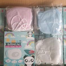 Khẩu trang em bé Panda Kids 3D (Hộp 10 cái)