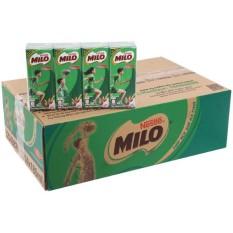 Thức uống lúa mạch Milo Nestle hộp 180ml (thùng 48 hộp)