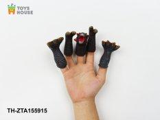 Rối ngón tay chơi ú òa với bé – Toyshouse – đồ chơi kích thích thị giác, phát triển giác quan, ngôn ngữ cho bé