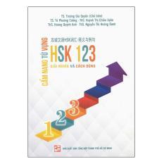 Cẩm Nang Từ Vựng HSK 123 – 9786045887322