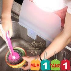Mua 1 Tặng 1. Tấm ngăn chắn văng nước và dầu mỡ.