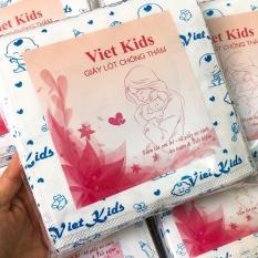 Combo 5 Gói Giấy lót phân xu bông Viet Kids 200g/Gói(Tiết kiệm tã cho em bé)