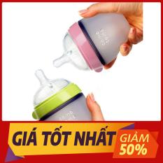 Bình Sữa Comotomo Chính Hãng – Siêu Mềm – Thể Tích 150/250ml