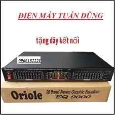 lọc xì âm thanh OREOLE EQ9000 TẶNG DÂY KẾT NỐI
