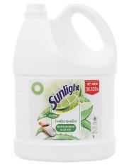 Nước rửa chén Sunlight Extra 3.6kg -thiên nhiên muối khoáng và lô hội