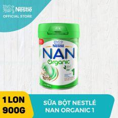 [FREESHIP] Sữa bột Nan Organic 1 900g cho trẻ từ 0-6 tháng
