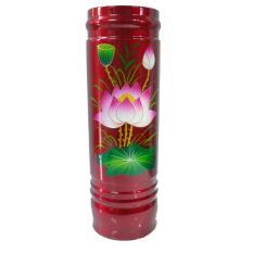 Ống đựng nhan hoa sen PT0185 (8cm x 8cm x26cm)