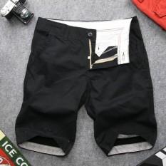 Quần short kaki nam chất vải kaki mềm mịn, thoáng mát, không phai màu sau khi giặc, đường may tinh tế, chắc chắn, nhiều màu