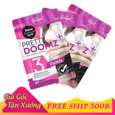 Viên uống nở ngực Pretty Doomz Plus 30 Viên Thái Lan
