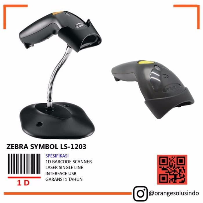Đầu đọc mã vạch Zebra LS1203
