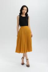 Chân váy xếp ly cách điệu thu hút IVY moda MS 30M6116