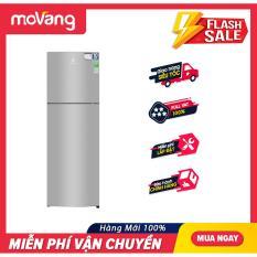 [Nhập ELMAY21 giảm 10% tối đa 200k đơn từ 99k][TRẢ GÓP 0%] Tủ lạnh Electrolux Inverter 260 lít ETB2802H-A