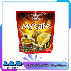 Cà phê Trắng MY CAFE Penang Malaysia (vị sầu riêng)
