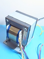 Biến áp 220VAC-40VAC đôi /35A (tháo máy). BP.02