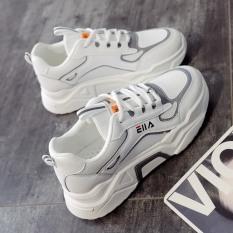 (VIDEO THẬT) Giày thể thao sneaker nam – ELLAAA phản quang có 2 màu siêu chất – BHNT Shop