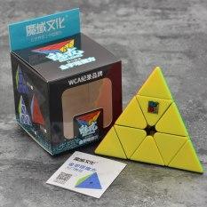 Đồ chơi Rubik MoYu MeiLong Pyraminx Stickerless – Rubik Tam Giác Phát Triển IQ