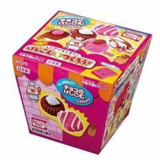 Bộ làm gôm/ tẩy Kutsuwa Eraser Chocolate