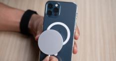 DALE HOT -Sạc HOCE Cho iPhone 12 Pro Magsafe, Sạc Không Dây Sạc 2 Trong 1 Gấp Từ Tính Cho Apple IWatch 6 Hoặc Airpods