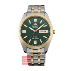 Đồng hồ nam dây thép Orient 3 sao RA-AB0026E19B