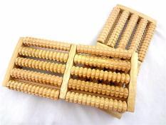 Dụng cụ massage chân 5 bàn bằng gỗ