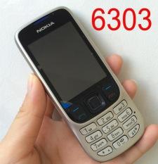 Điện thoại độc cổ Nokia 6303 giá rẻ tặng kèm sim 3g