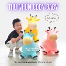 Thú nhún cho bé Cody Baby