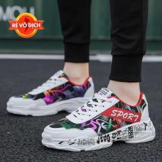 Giày thể thao nam phối màu restro mới nhất 2019