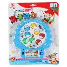 Bộ đồ chơi câu cá chạy bằng pin