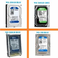 Ổ cứng WD 250gb / 500gb / 1TB,HDD Western ( Blue ) dùng cho Máy tính để bàn, ổ cứng camera . Bảo hành 2 năm.