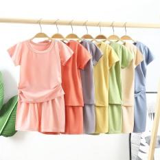 set bộ cotton siêu mịn mát cho bé trai-bé gái(size 5-25ki)