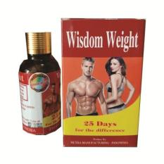 Tăng Cân Wisdom Weight (hộp 25 viên)