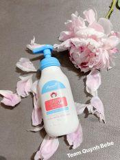 Sữa Tắm Gội Thảo Dược Dành Cho Bé Hanayuki